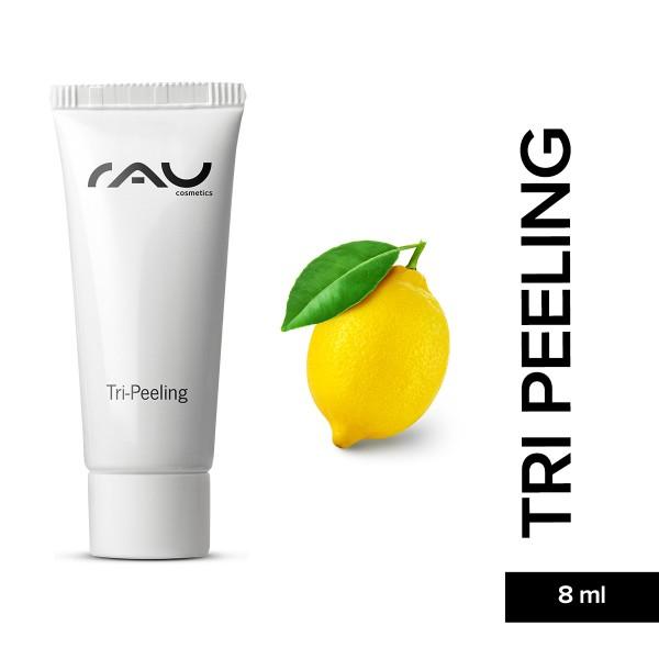 RAU Tri Peeling 8 ml Fruchtsäurepeeling Hautpflege Gesichtspflege Onlineshop Naturkosmetik