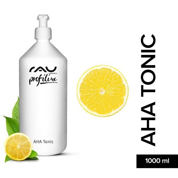 RAU Aha Tonic 1 Liter Hautpflege Gesichtspflege Naturkosmetik Onlineshop